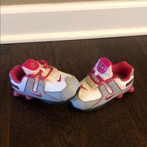 Toddler Girl's Nike Shox